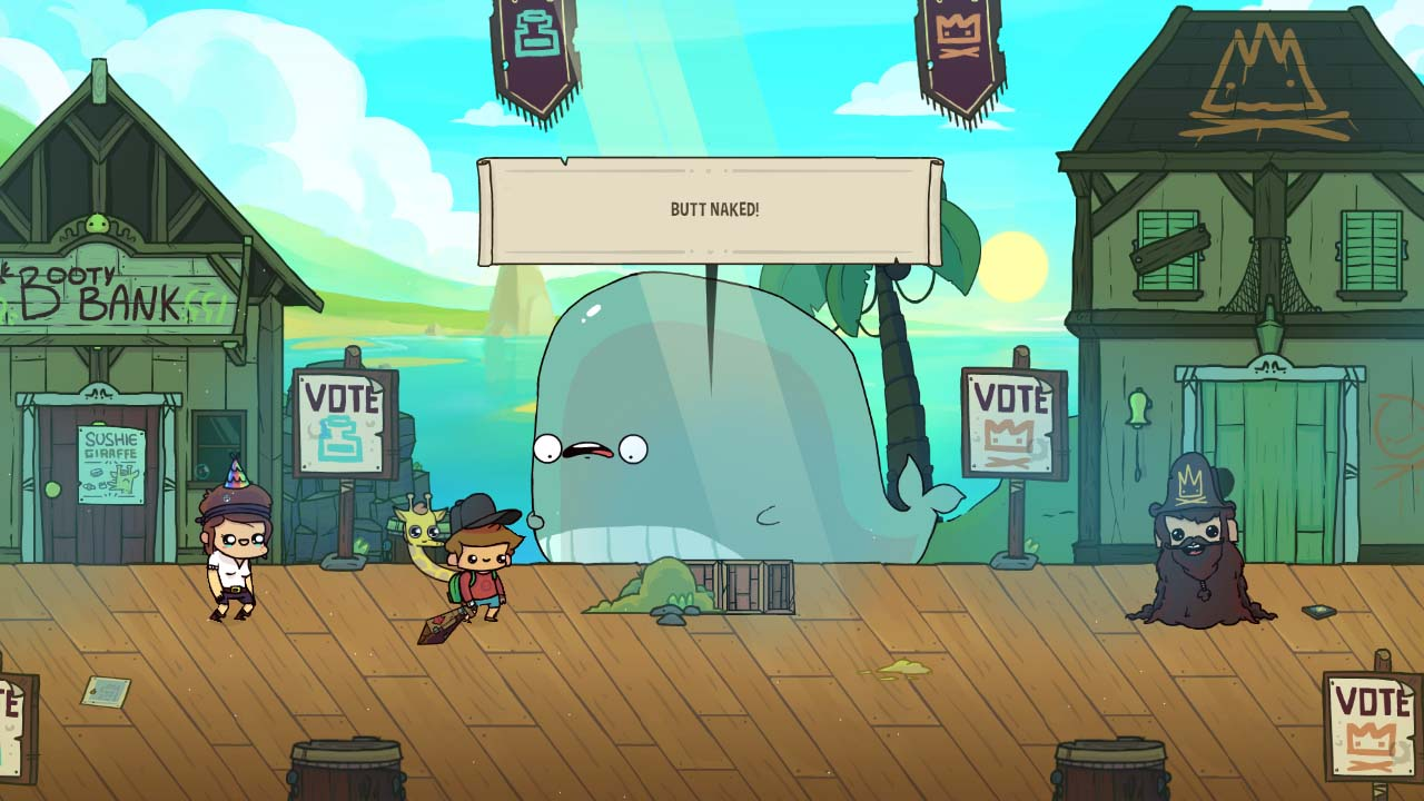 Contest: Win a Switch copy of The Adventure Pals from Super Rare Games! screenshot