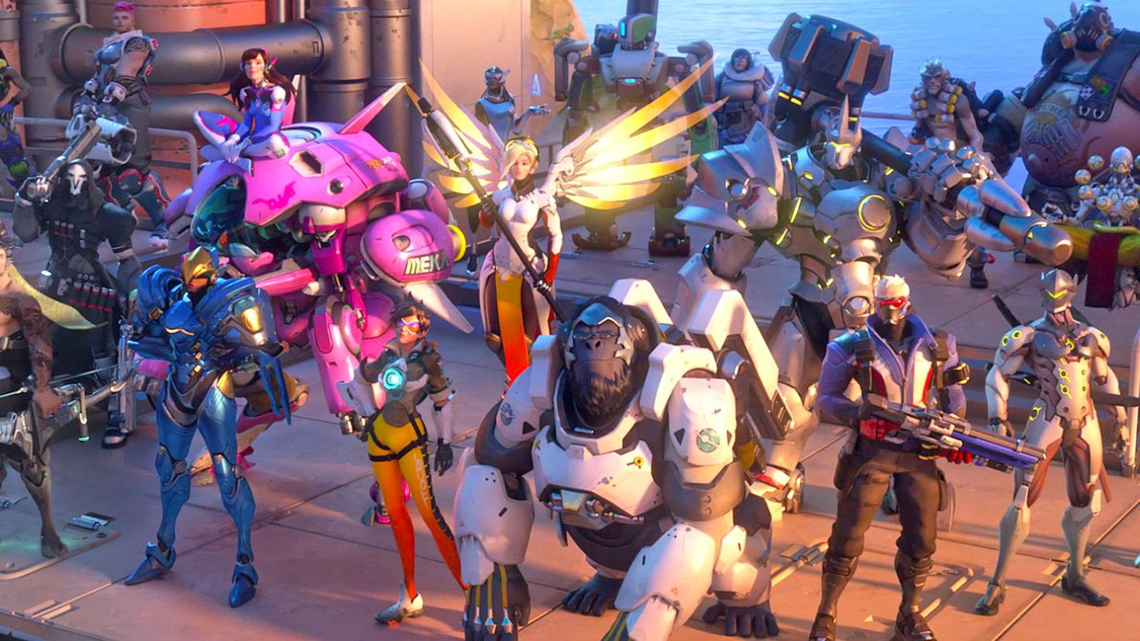 Blizzard Permanently Slashes 20 Off The Price Of Overwatch On Pc