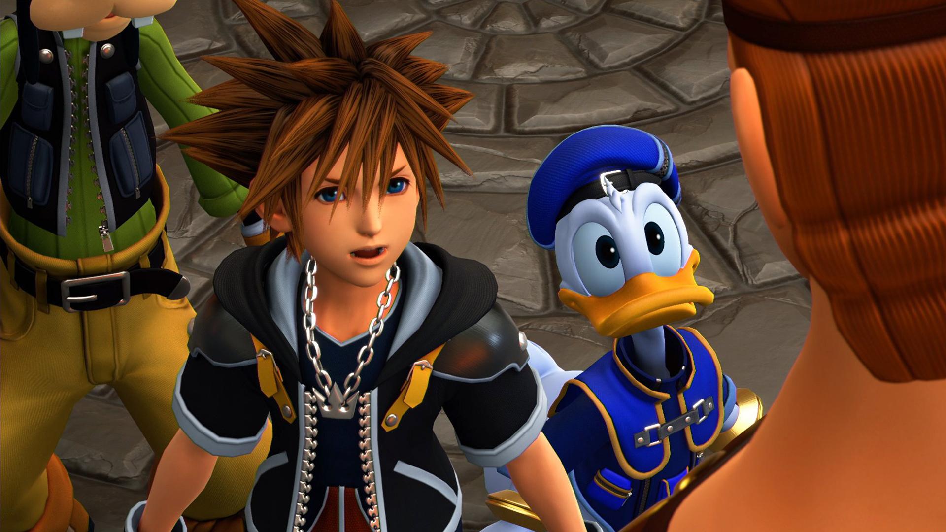 QnA VBage GameStop cancels some Kingdom Hearts PS4 Pro pre-orders