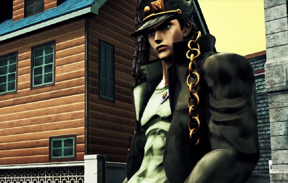 New trailer shows weird gameplay from JoJo's Bizarre Adventure Battle Royale arcade screenshot