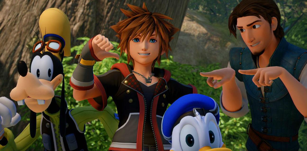 Very Quick Tips: Kingdom Hearts III screenshot