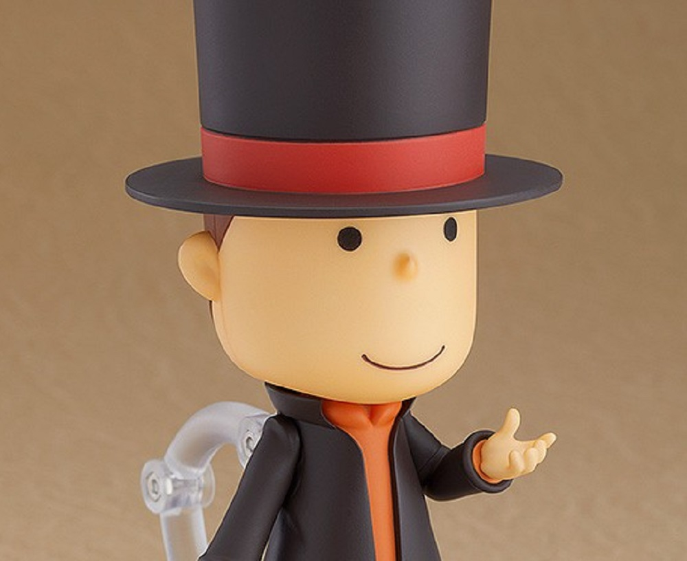 Could this Prof. Layton Nendoroid solve all your troubles? screenshot