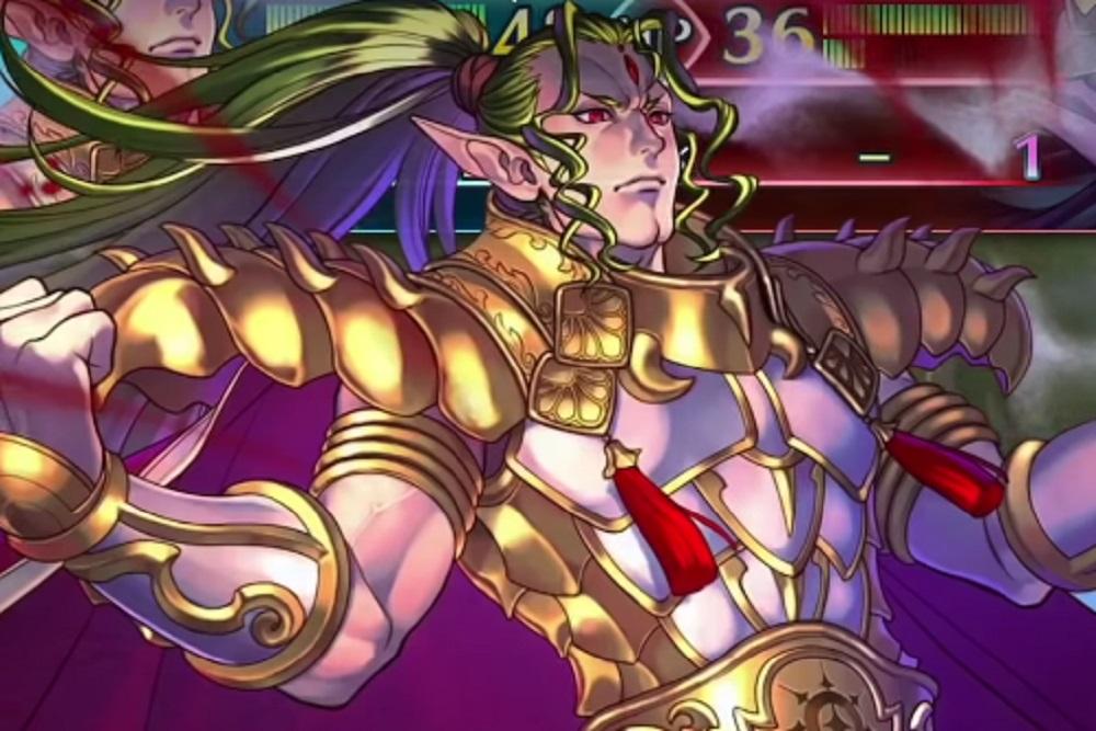 Fire Emblem Heroes adds God of Strength Duma today screenshot