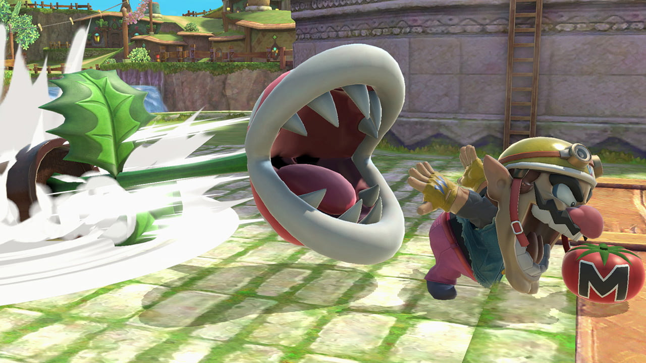 Smash Ultimate 2.0 update is live with Piranha Plant and nice surprises screenshot
