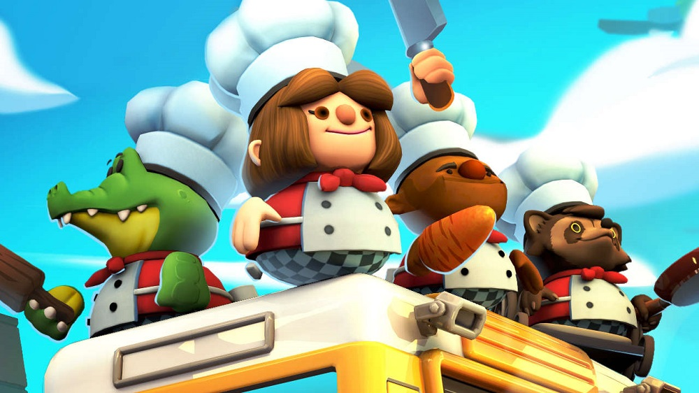 Overcooked 2 is teasing a free update for Chinese New Year screenshot