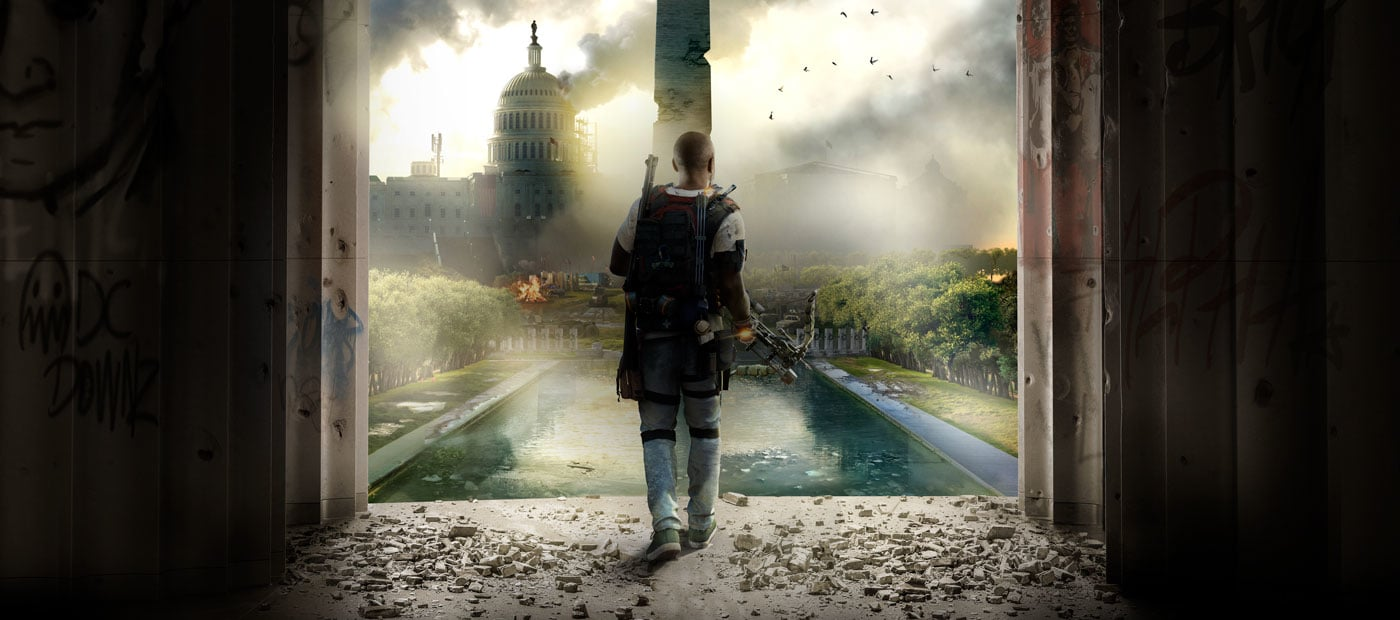The Division 2's private beta will feature some endgame content screenshot