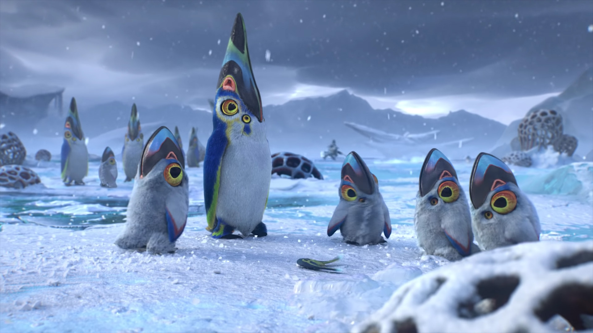 Subnautica: Below Zero is all bundled up and ready for early access screenshot