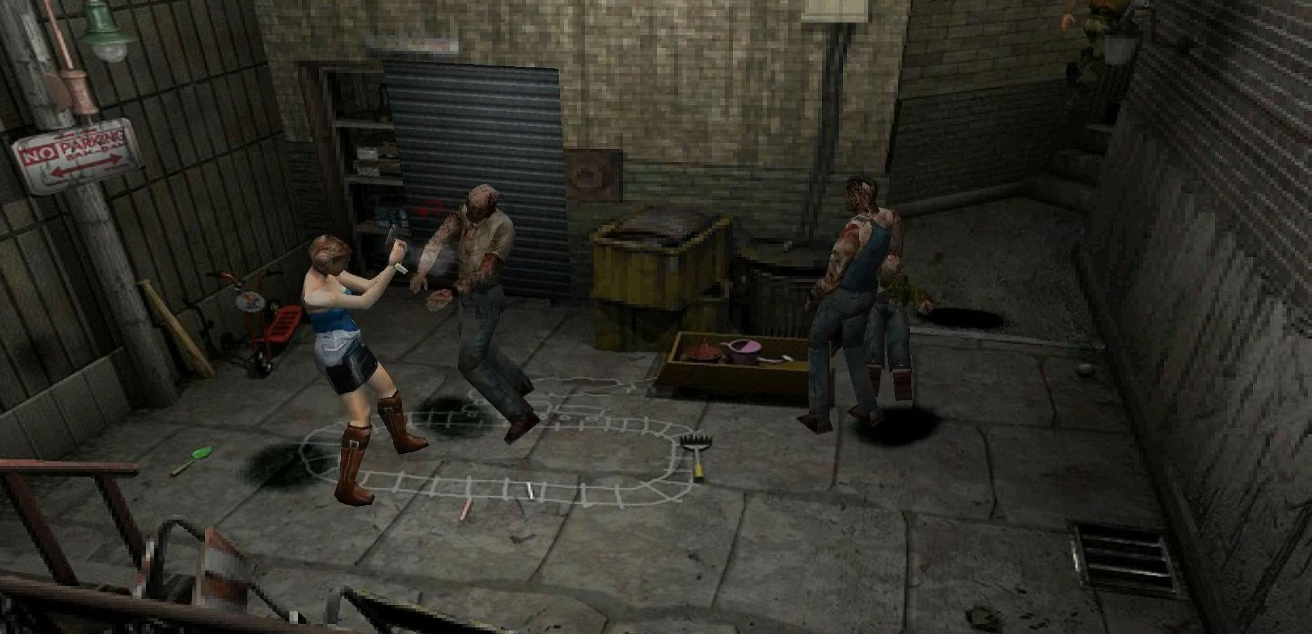 Capcom says a Resident Evil 3 remake is possible, I say 'bring it on' screenshot