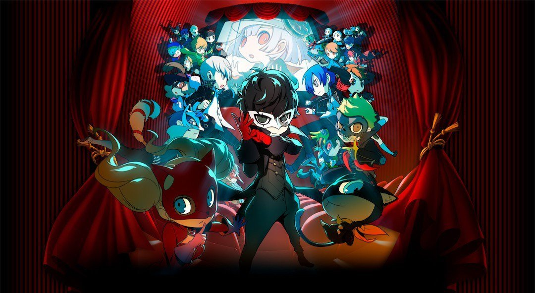 Persona Q2 is finally heading West this June screenshot