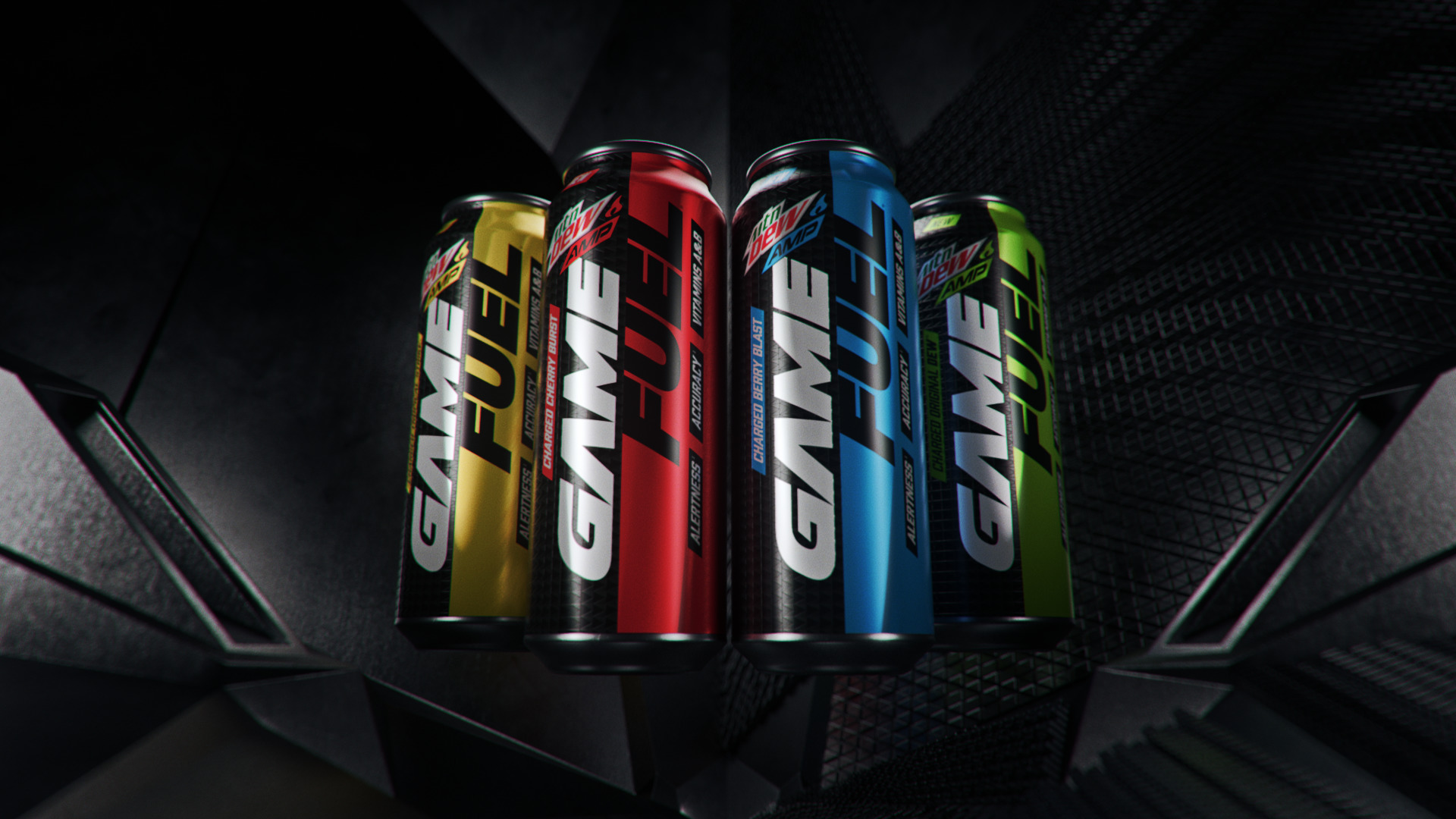 Mtn Dew Amp Game Fuel is terribly designed, leaving me sticky and sad screenshot