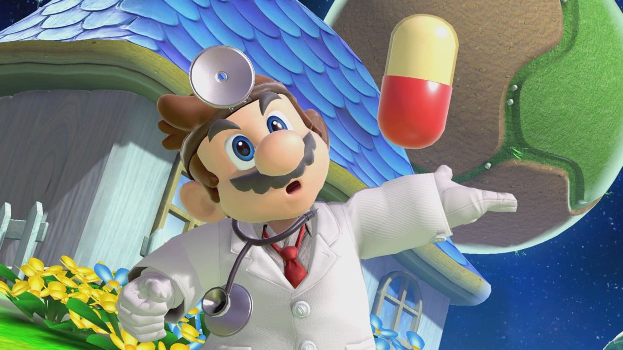 Nintendo is trotting out Dr. Mario World for mobile screenshot