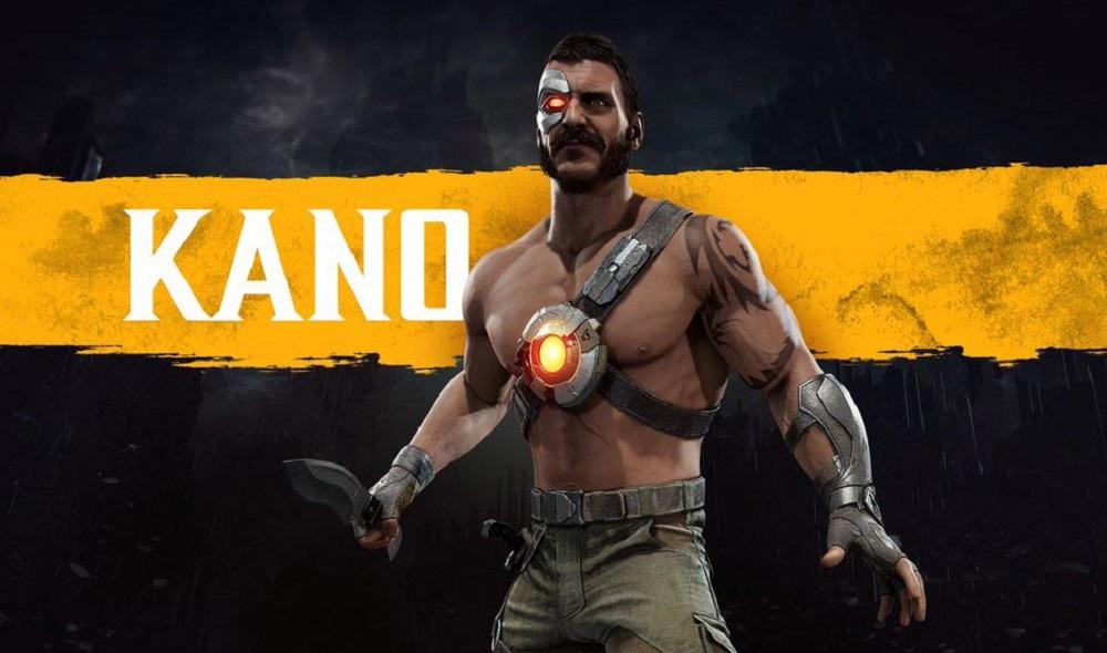 Massive prick Kano has been konfirmed for Mortal Kombat 11