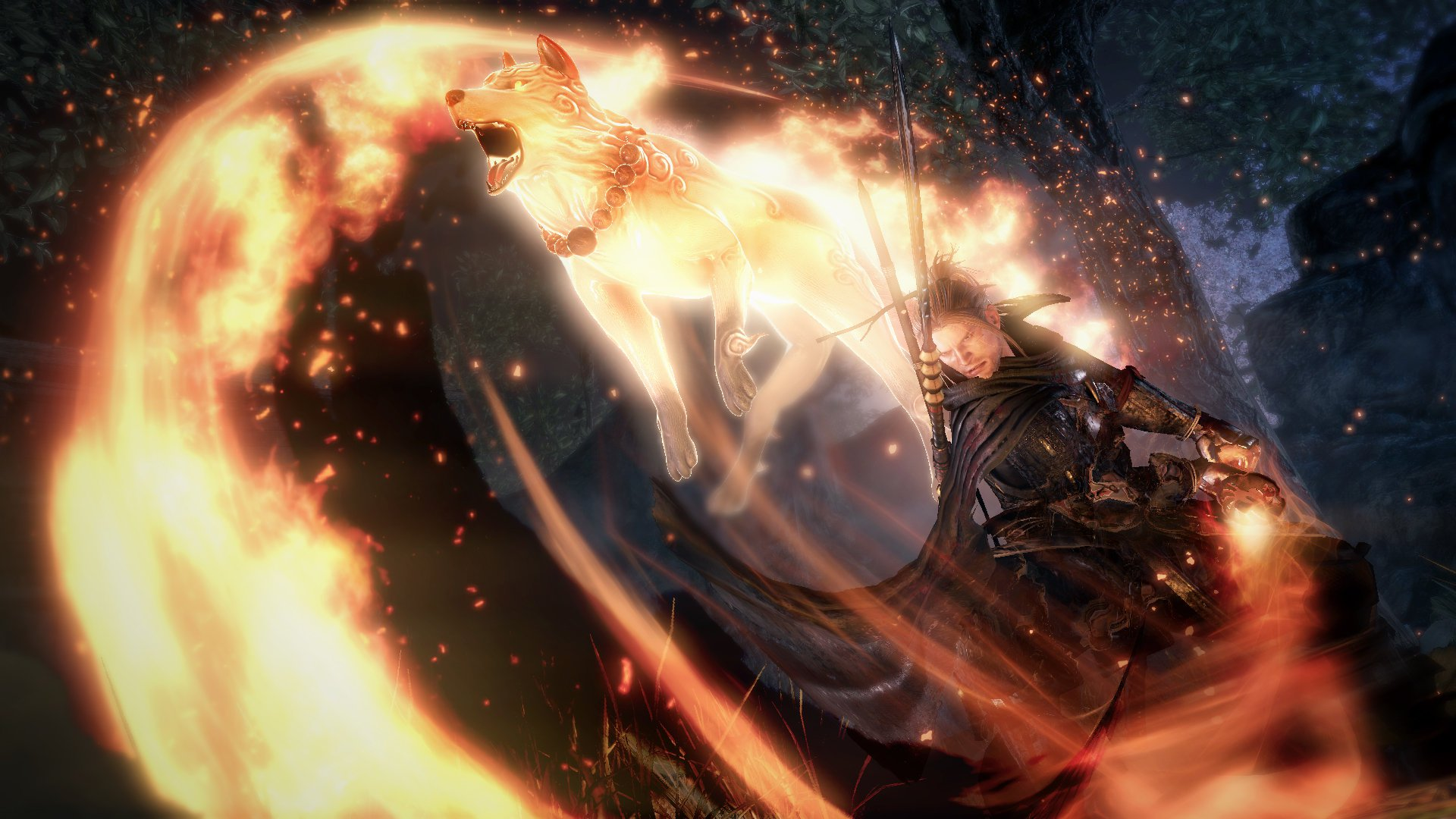 Koei Tecmo is still encouraged by Nioh's sales two years after launch: it just hit 2.5 million worldwide screenshot