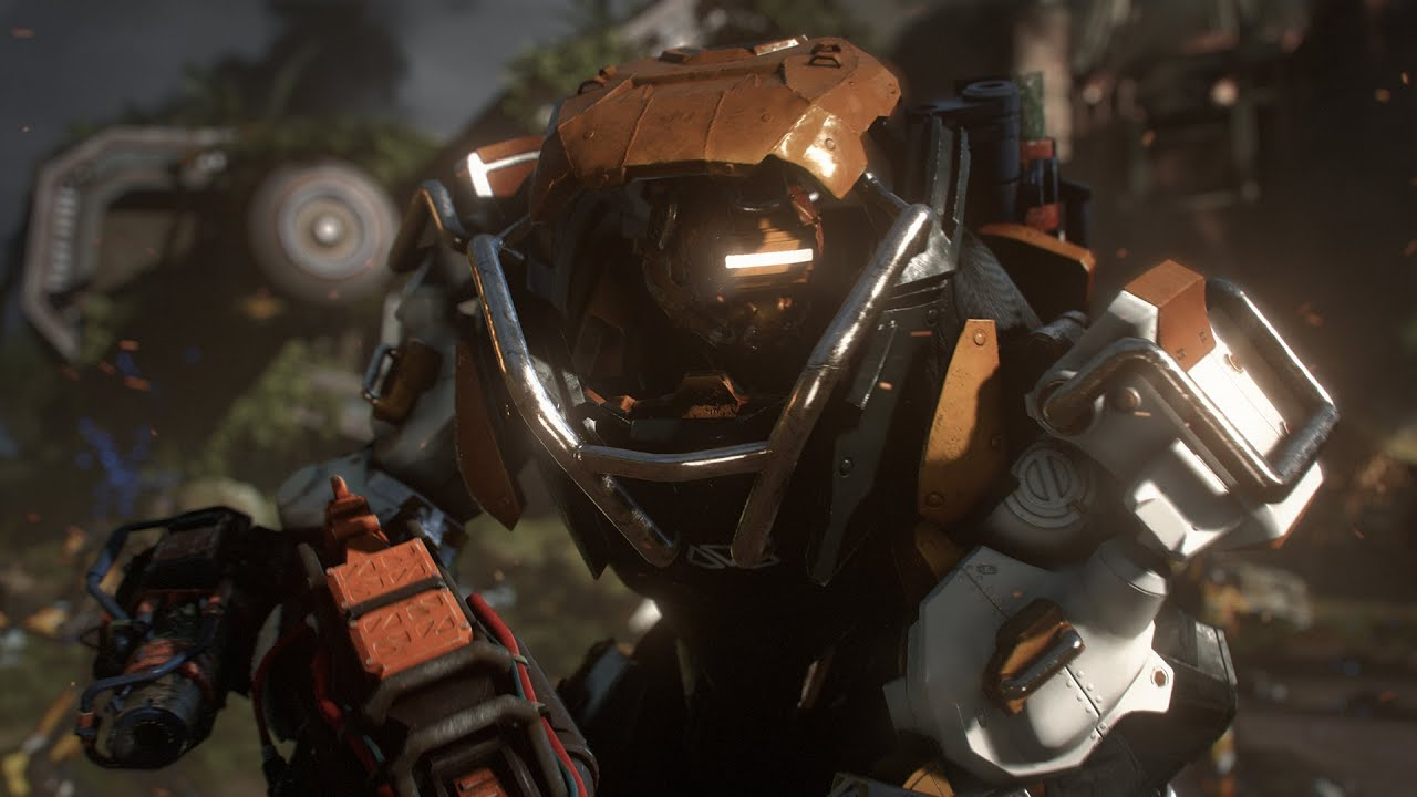 Today's Impulse takes a look at the Anthem demo and disconnects doing so screenshot