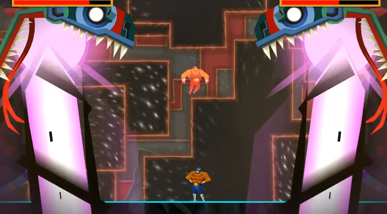Two-Punch Man: Guacamelee 1+2 are going physical screenshot
