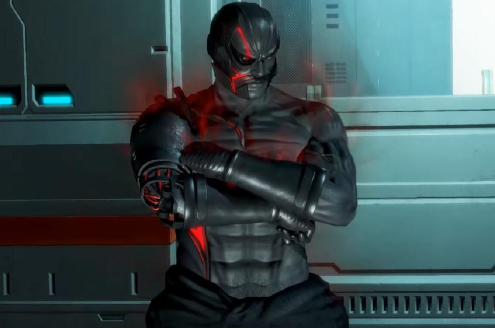 New Dead or Alive 6 trailer regenerates boss man Raidou screenshot
