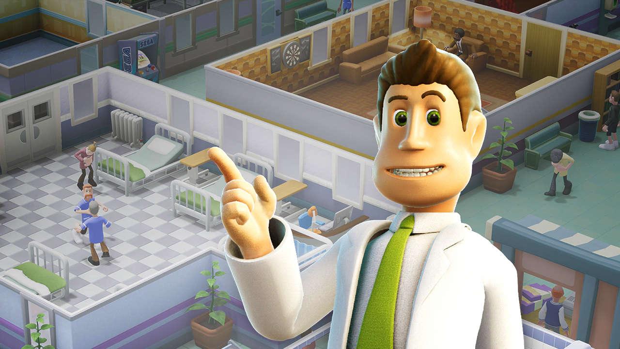 Two Point Hospital gets Steam workshop integration screenshot