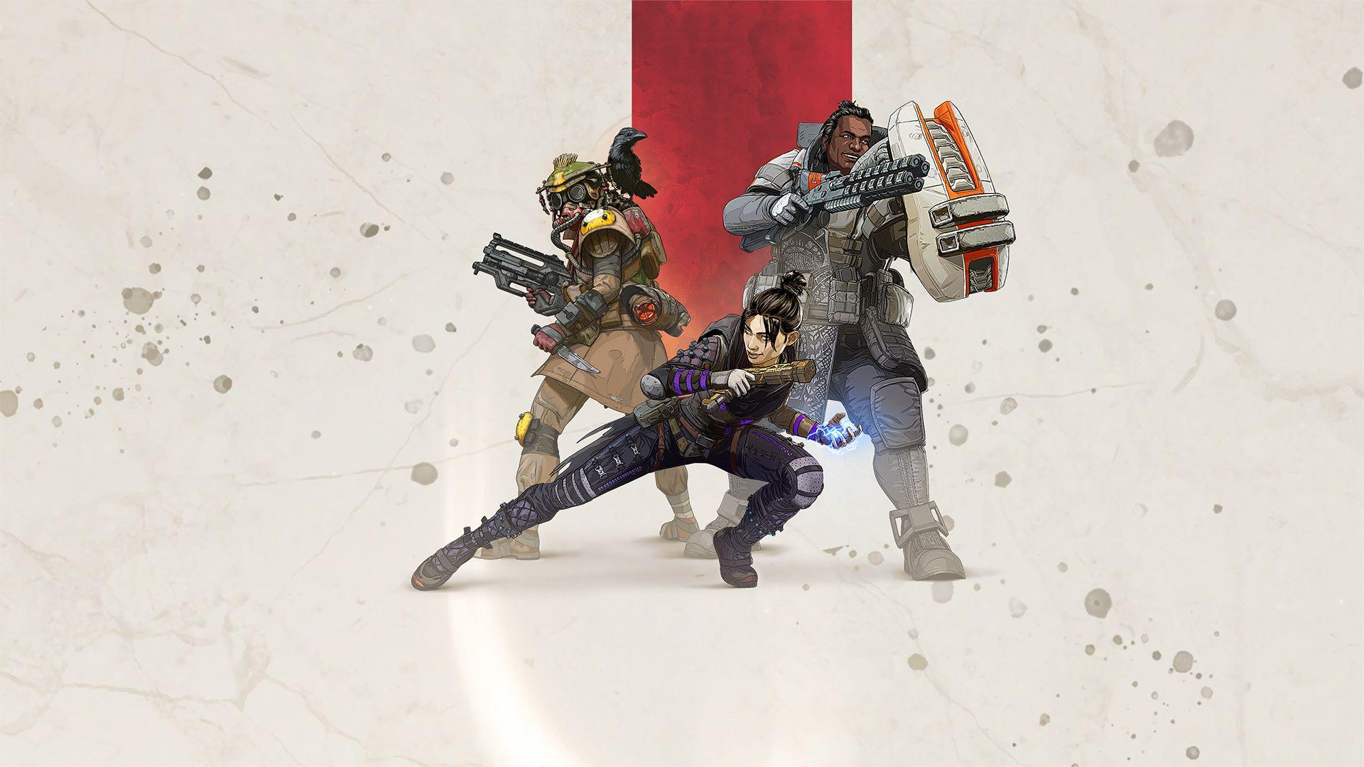 Review in Progress: Apex Legends screenshot