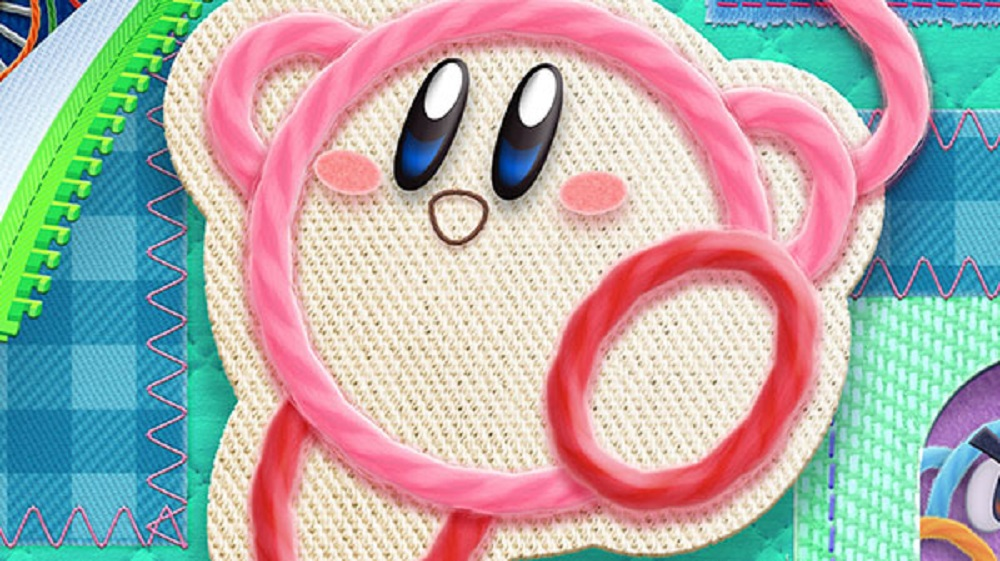 Kirby's Extra Epic Yarn brings fun features to the Nintendo 3DS screenshot