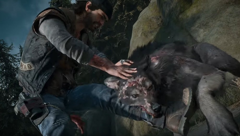 Days Gone offers tips for surviving its swarms of Freakers screenshot