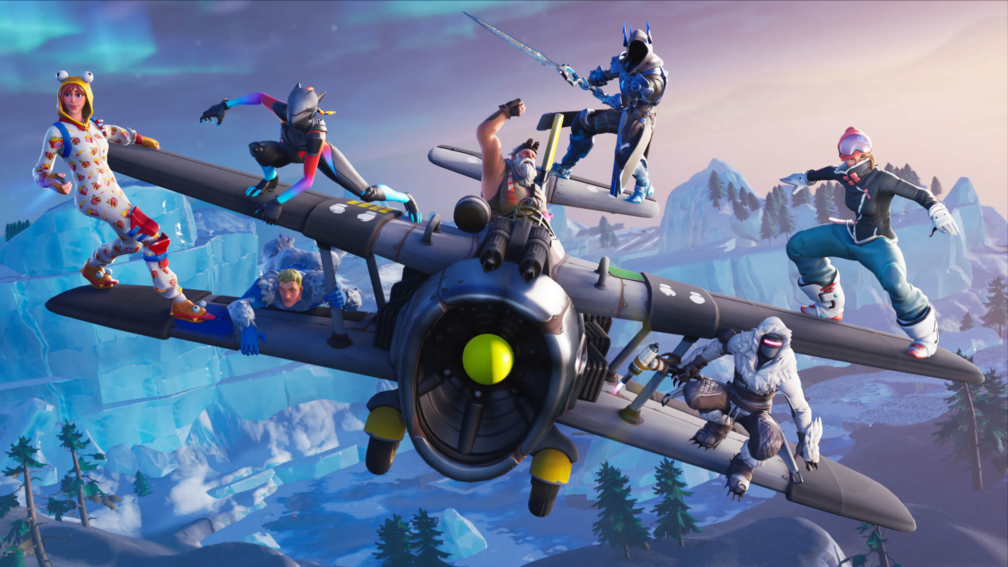 Fortnite finally allows players to merge their accounts following that whole PS4 cross-play debacle screenshot