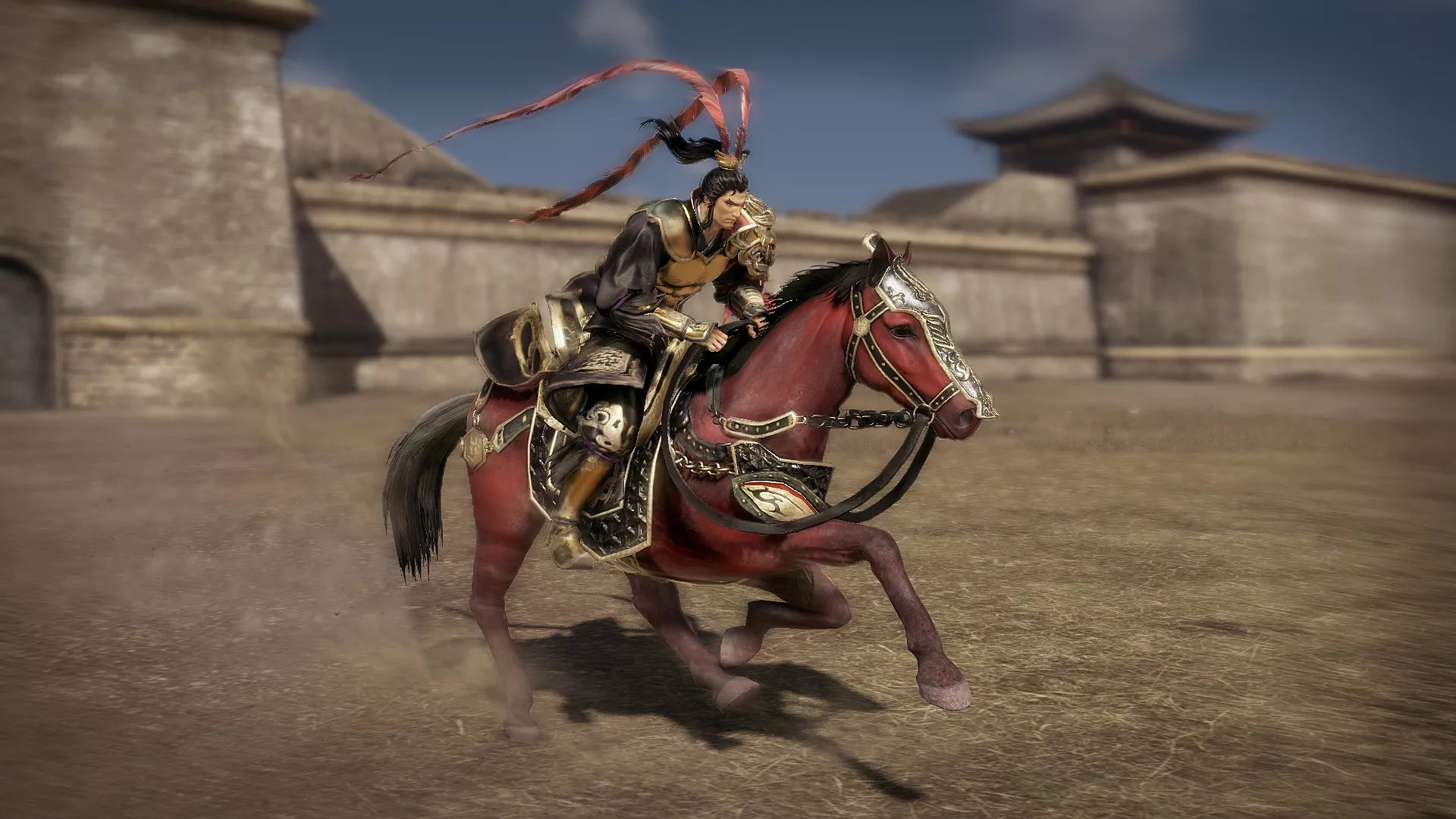 Dynasty Warriors 9 is getting a third season pass for some reason screenshot