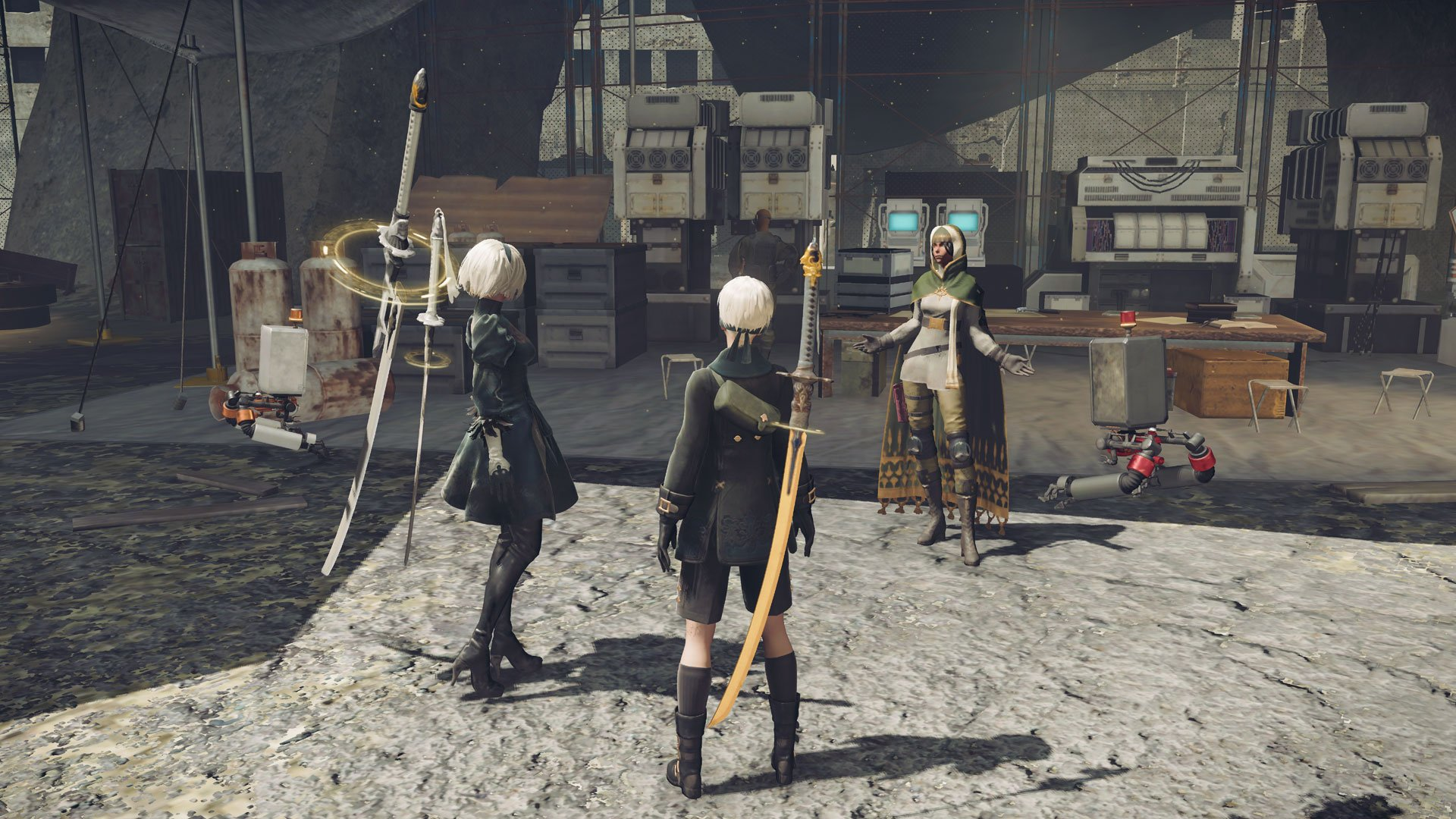 Square Enix will celebrate the fantastic NieR: Automata's second anniversary this month screenshot