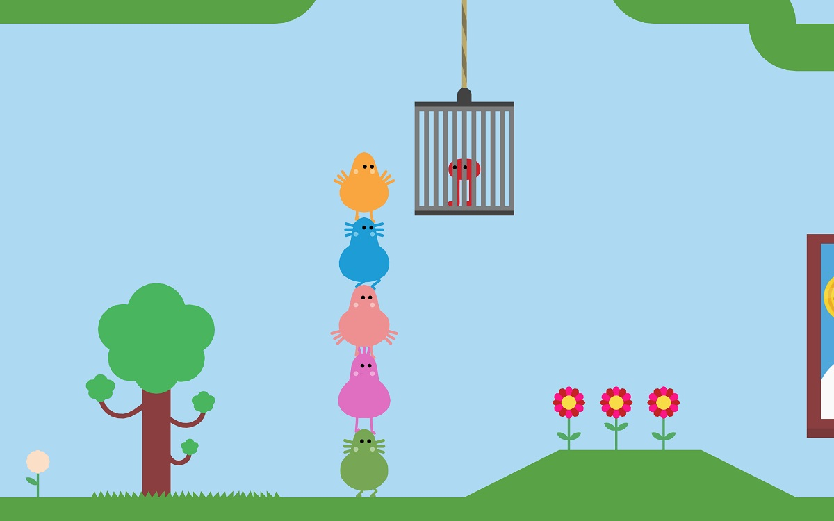 Contest: Win a Switch or PC key for Pikuniku screenshot