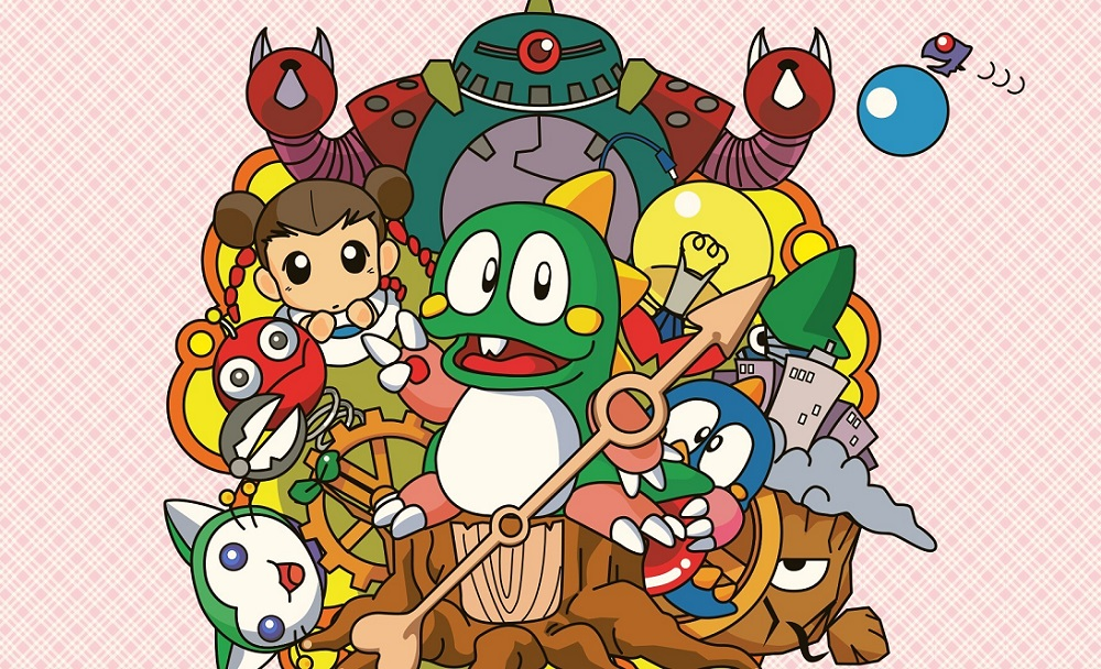 Prepare to bust a move as Puzzle Bobble 2 makes its return screenshot