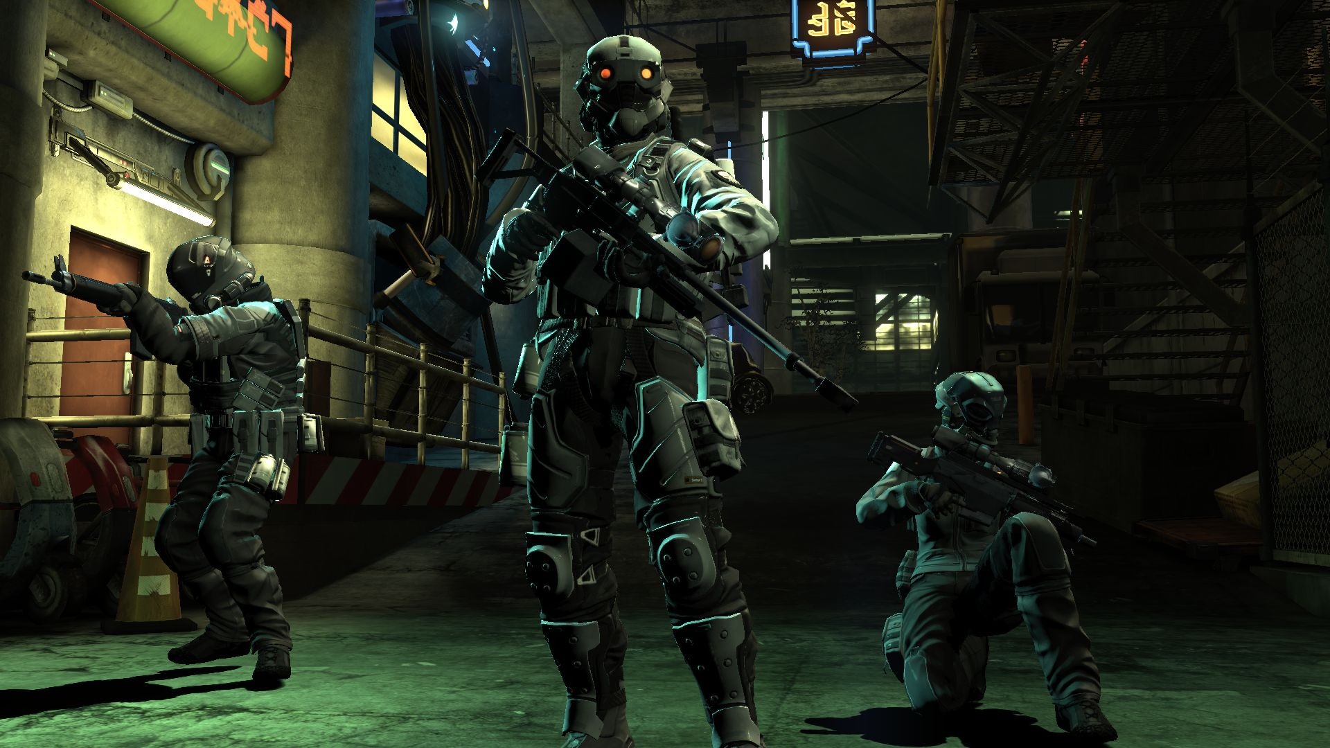 Blacklight: Retribution is shutting down next month screenshot