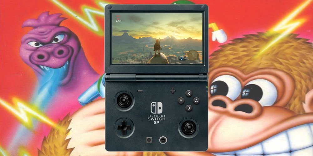 Switch SP? Gameboy Classic? What do you want from Nintendo's next dedicated handheld? screenshot