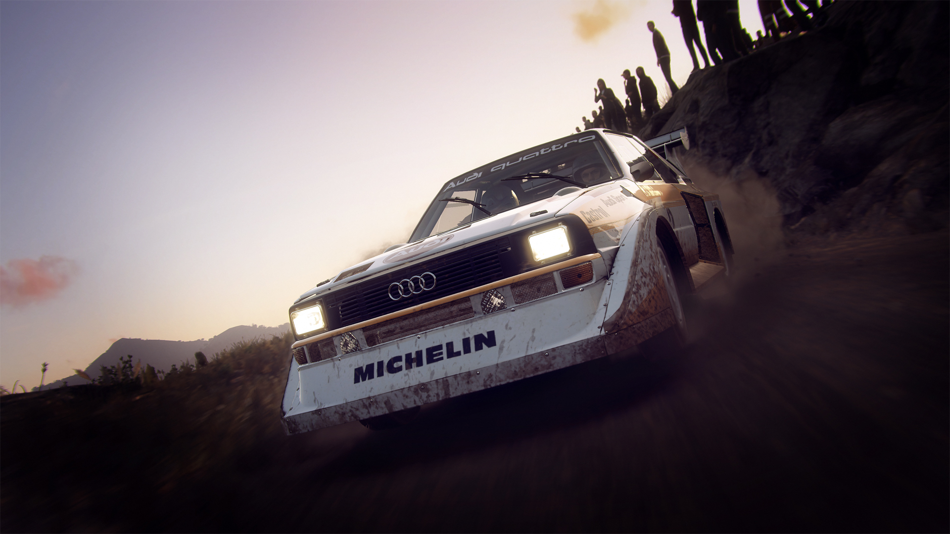 DiRT Rally 2.0 will be getting a VR update this summer screenshot