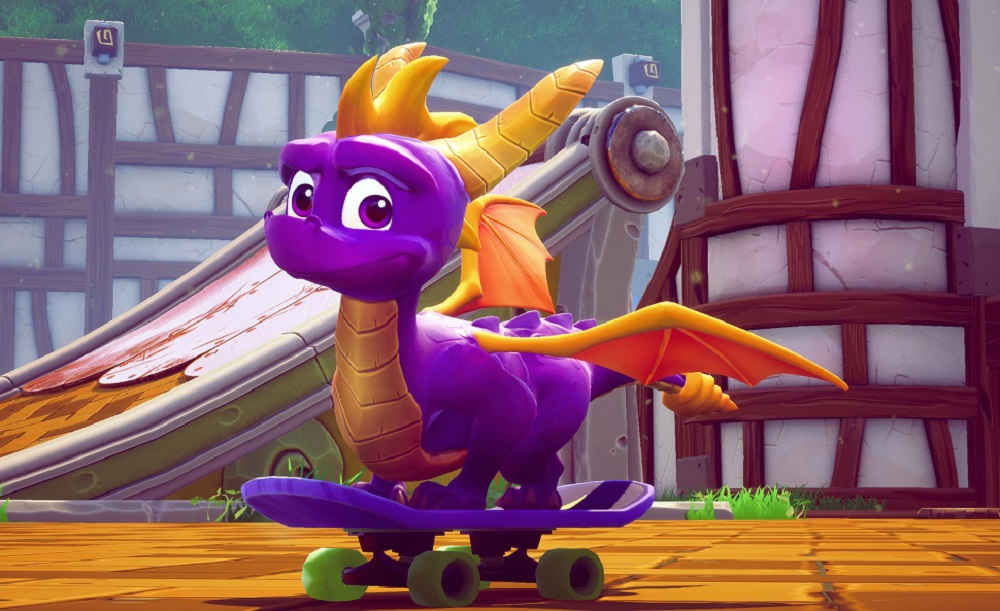 Rumour: Gamestop lists August release for Spyro Reignited Trilogy on Nintendo Switch screenshot