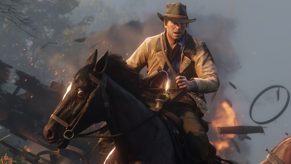 Red Dead Redemption rides again atop of the UK Charts screenshot