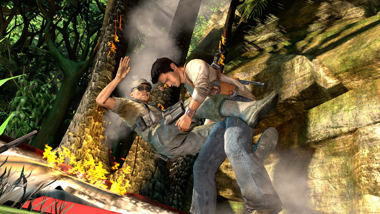 Bring back Uncharted: Fight for Fortune, you cowards screenshot