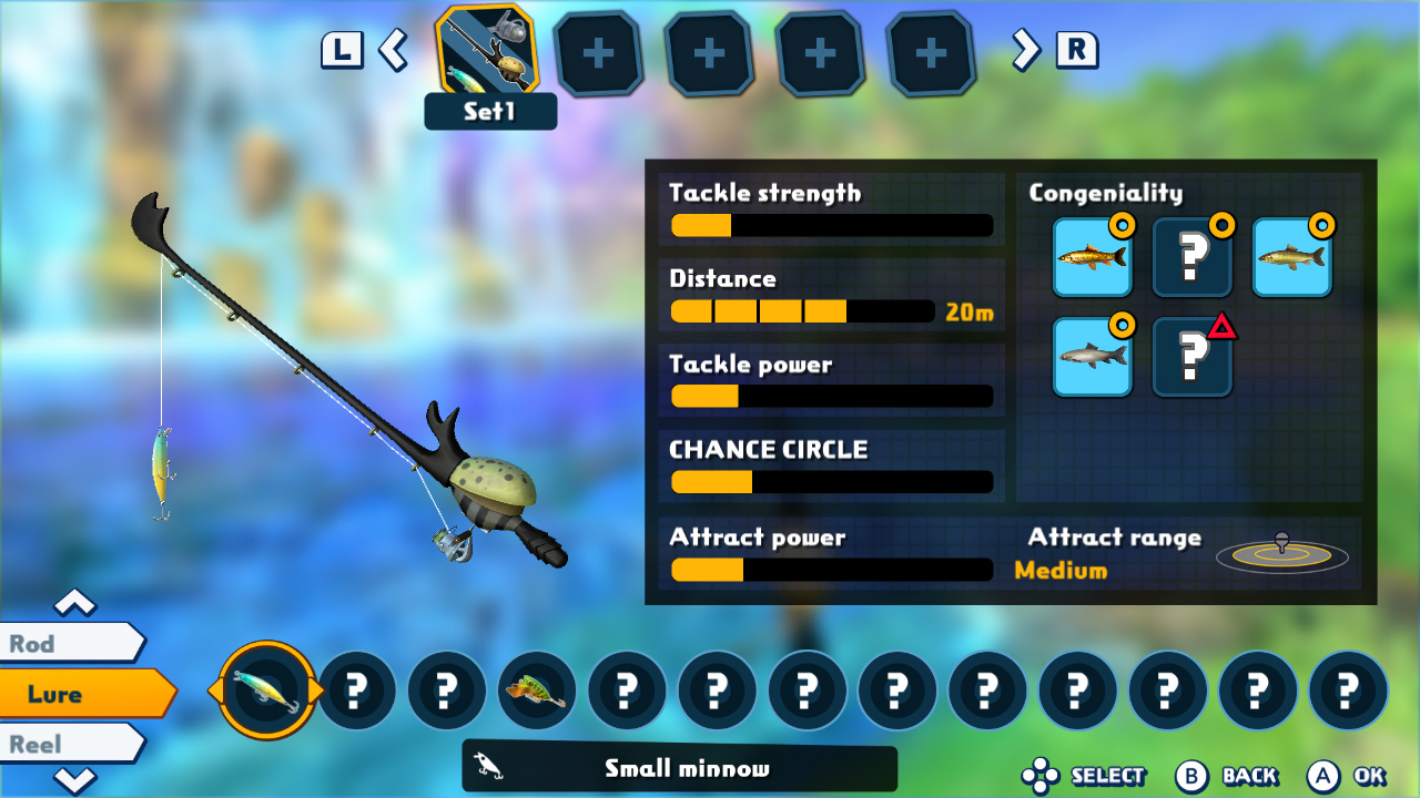 Contest: Win a Switch copy of Fishing Star World Tour screenshot