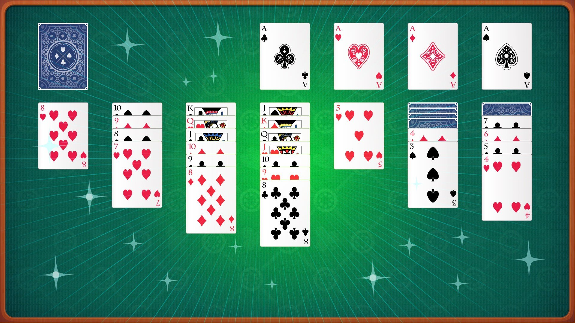 Microsoft Solitaire is getting RPG mechanics screenshot