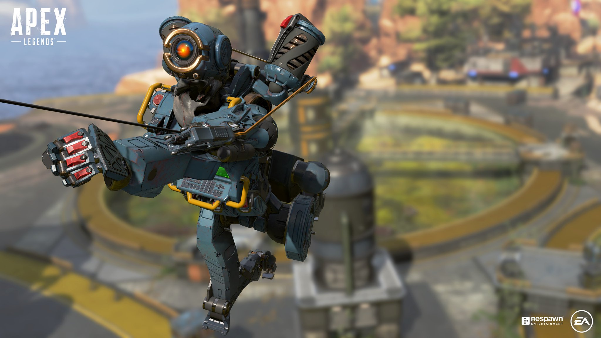 Apex Legends hits 25 million players by the end of its first week screenshot
