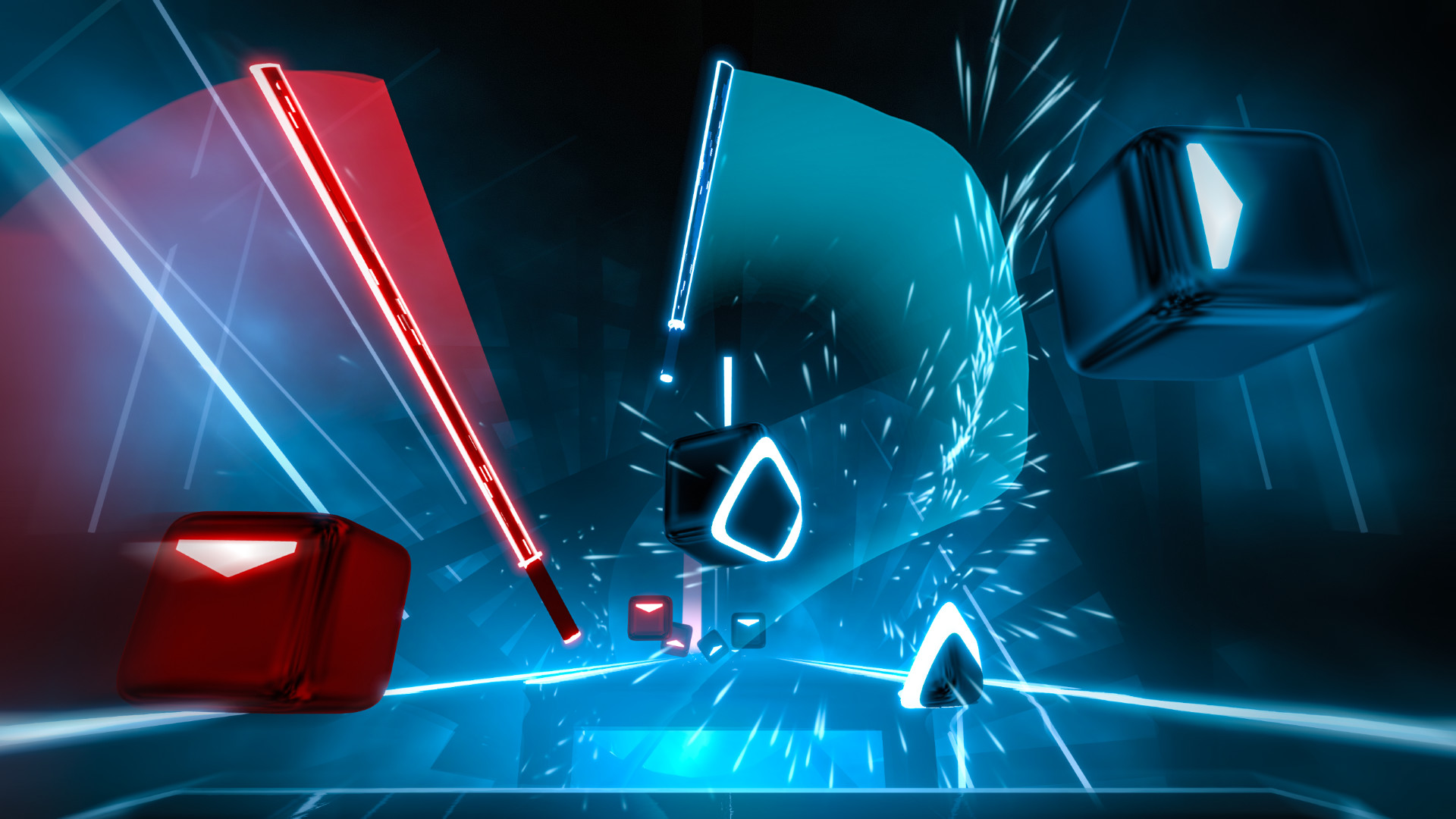 Steam VR was updated because Beat Saber 'experts' were moving in ways that Valve didn't' think was 'humanly possible' screenshot