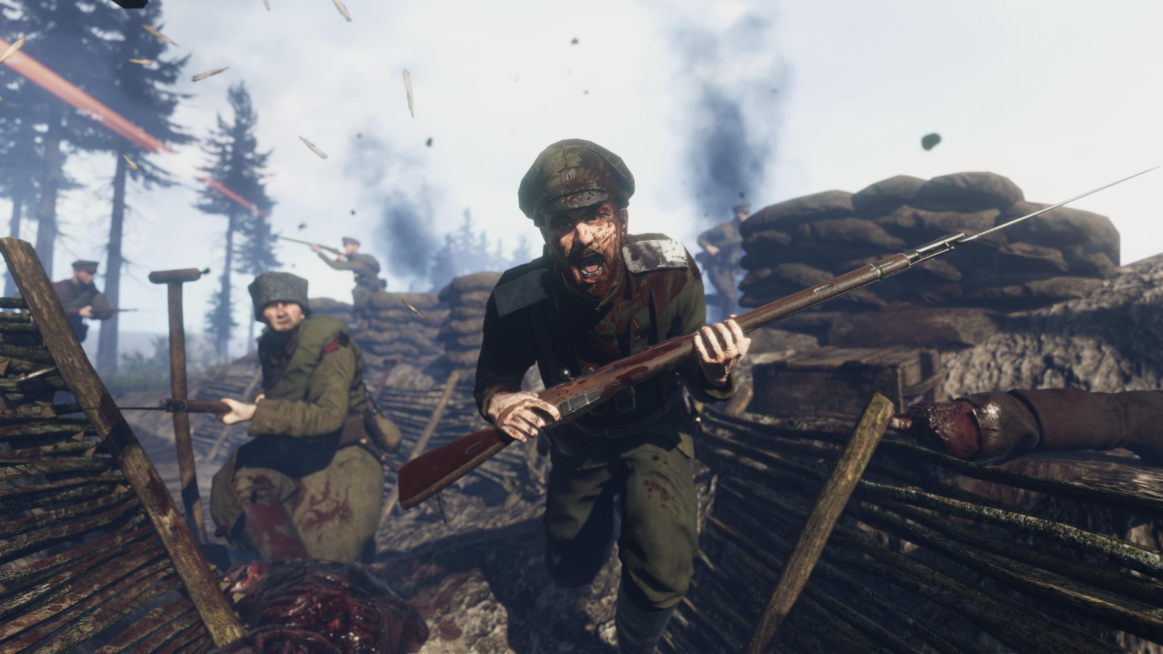 Contest: Win a Steam copy of Tannenberg screenshot