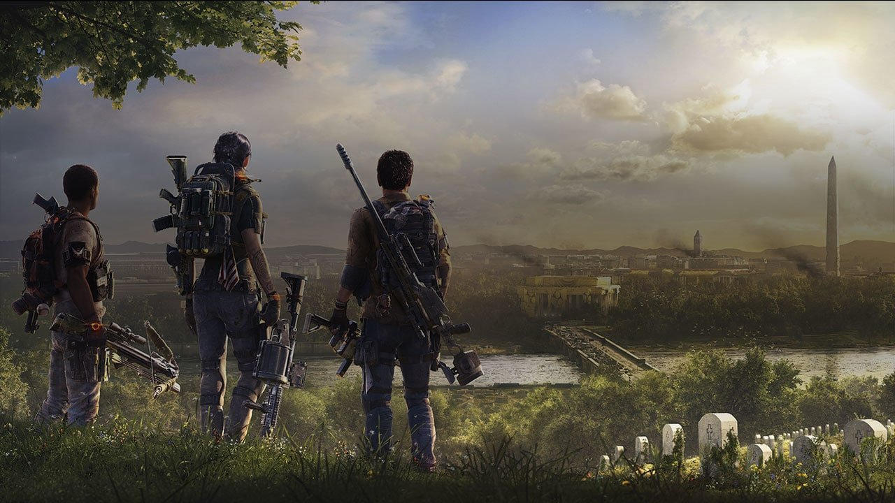 Digital pre-orders of The Division 2 on PC will include an extra Ubisoft game screenshot
