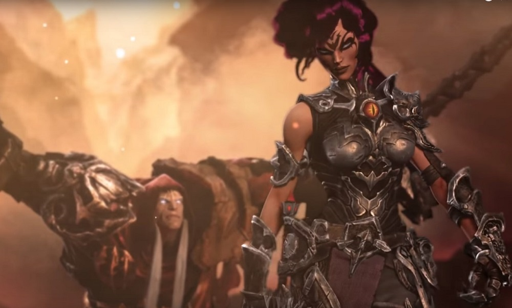 Darksiders III performed to THQ Nordic's expectations screenshot