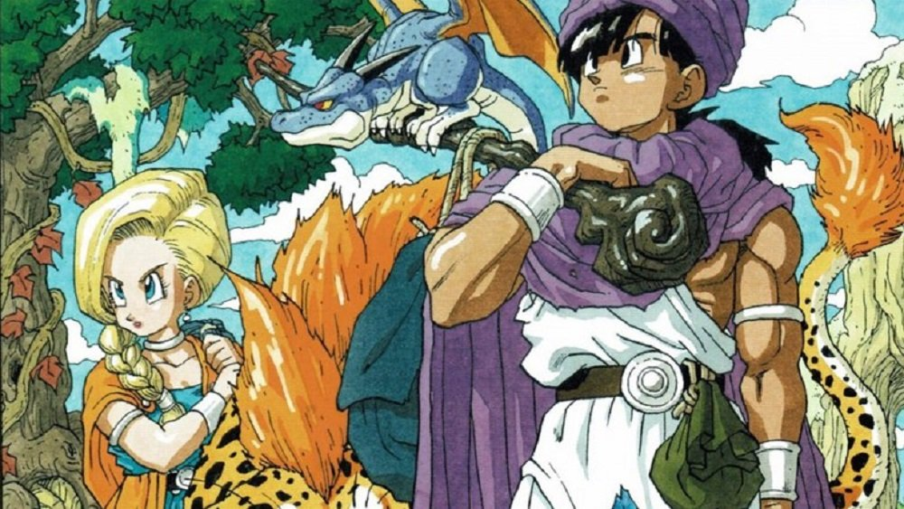 Dragon Quest CG animated movie coming to Japan this Summer screenshot