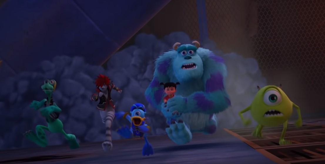 Kingdom Hearts III's Disney worlds, ranked