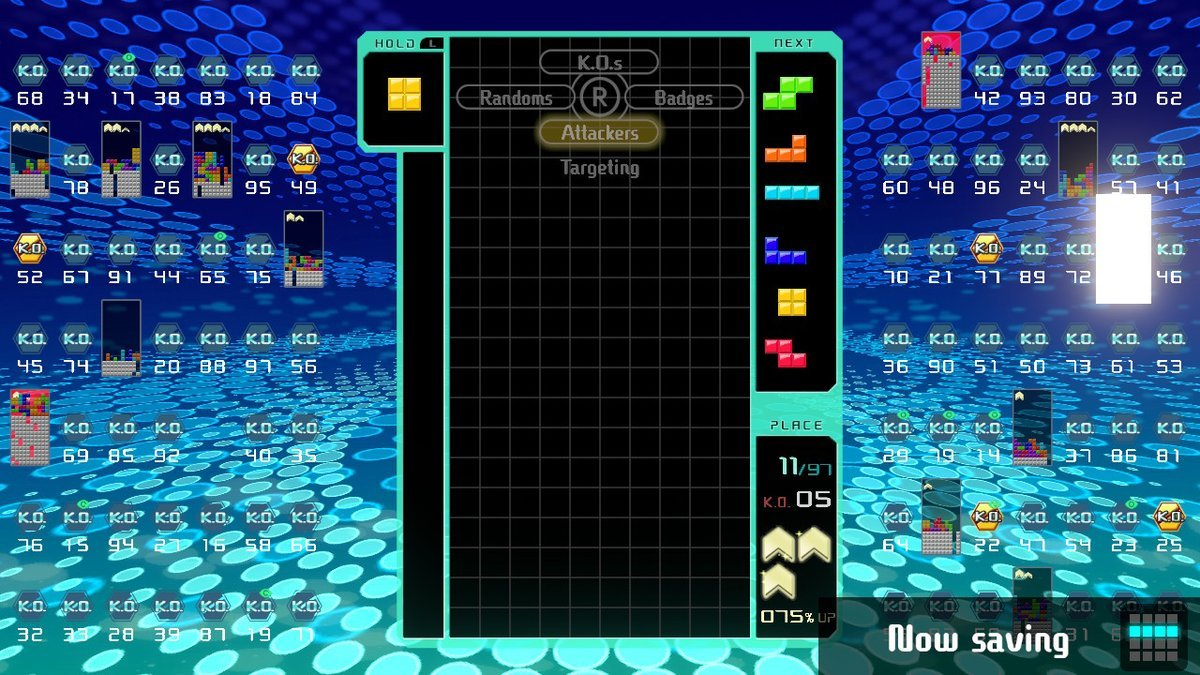 The depth of Tetris 99's mechanics do the impossible