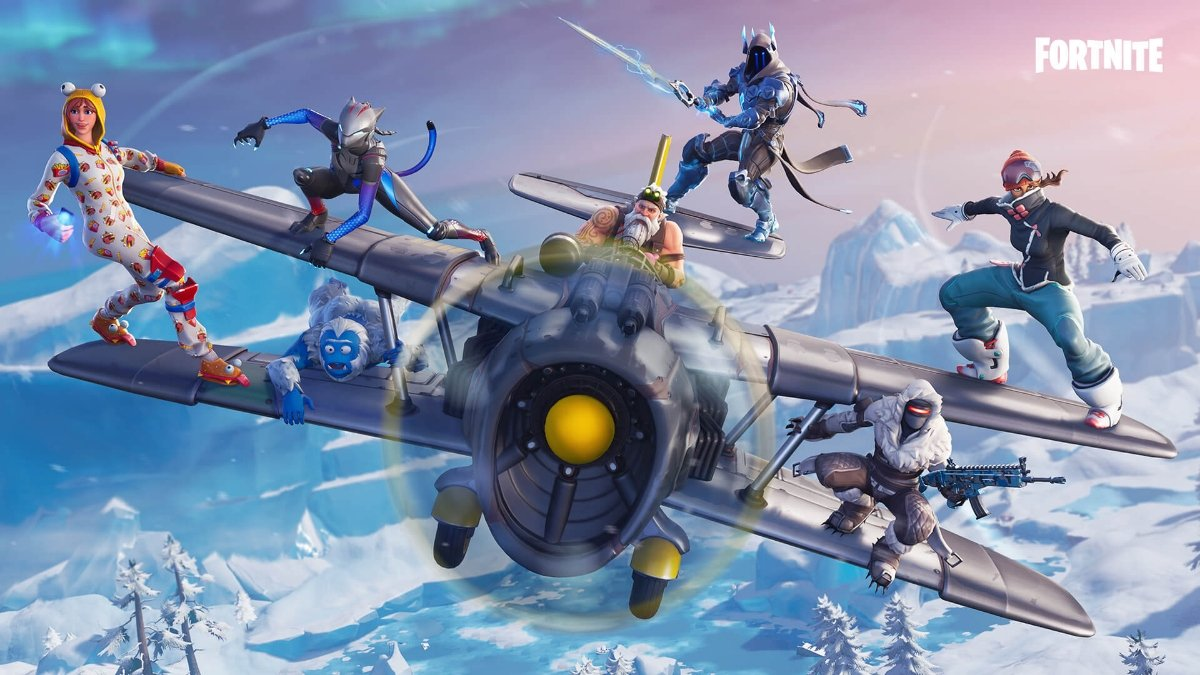 Players can earn Fortnite's next battle pass for free screenshot