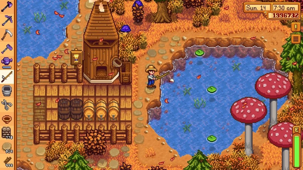 You can now pre-register for Stardew Valley on Android screenshot