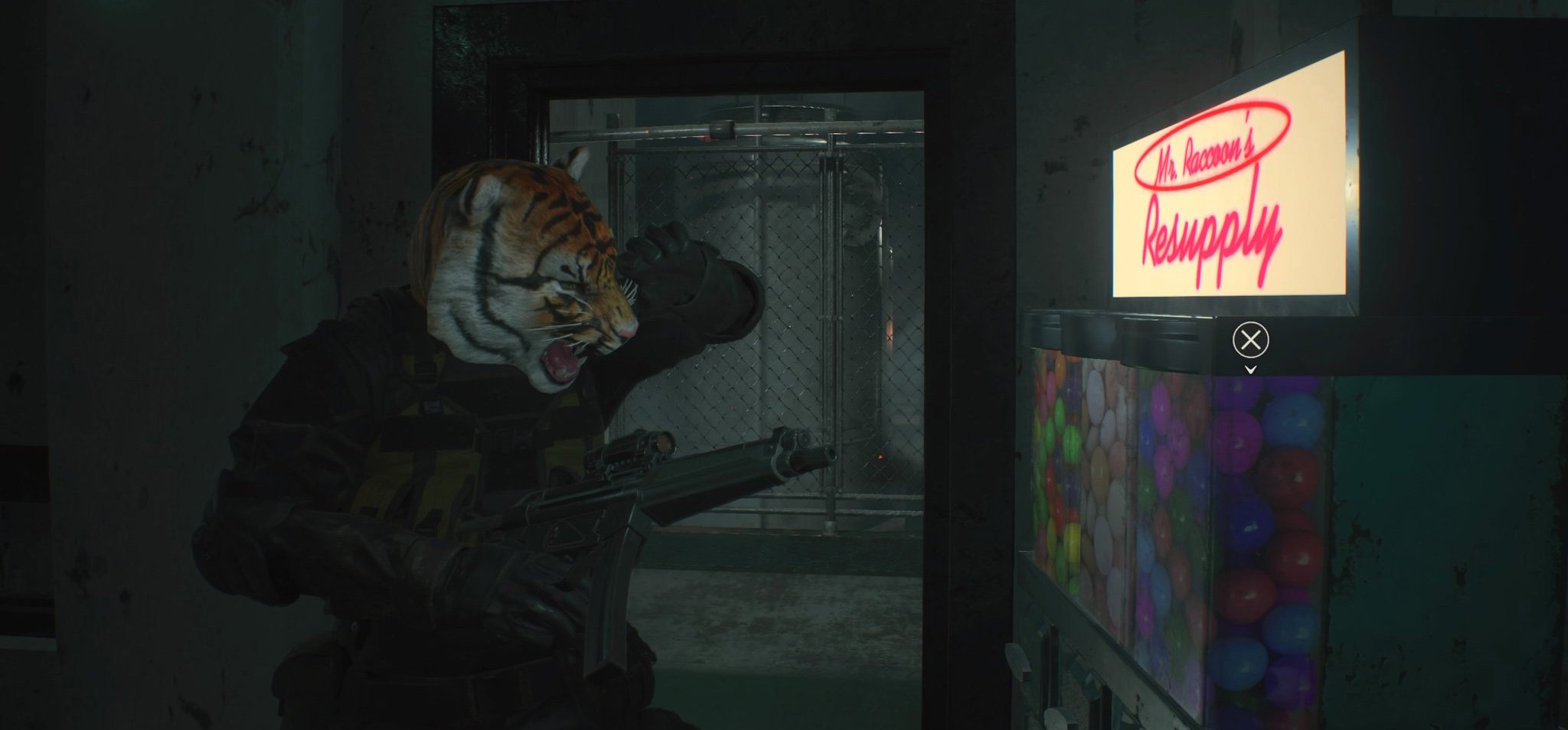 You should try Resident Evil 2's Ghost Survivors even if you aren't