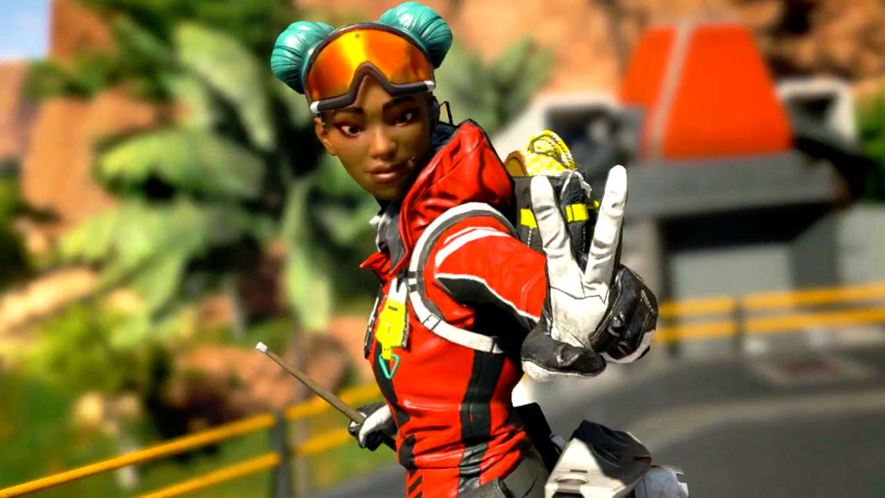 How're you liking Apex Legends and battle royale in general? screenshot