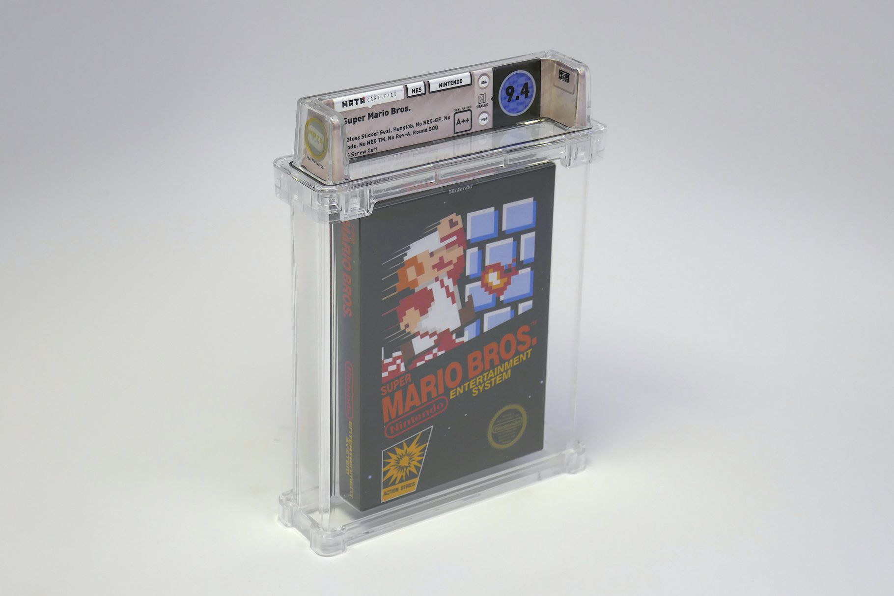 What piece of video game memorabilia would you buy with $100,000? screenshot